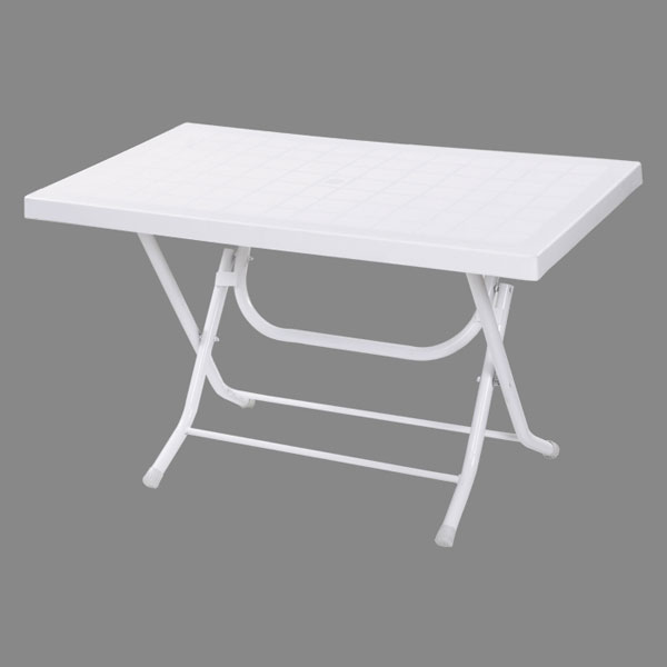 Mesa 65x115 Plegable (blanco)